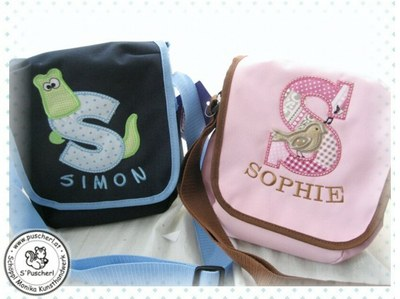 Tasche Small Poly